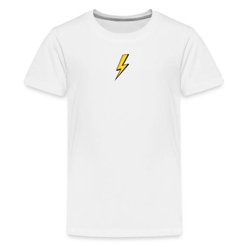 Lightning - Teenager Premium T-Shirt
