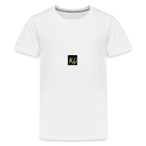 k.o-ousmanekebe - T-shirt Premium Ado