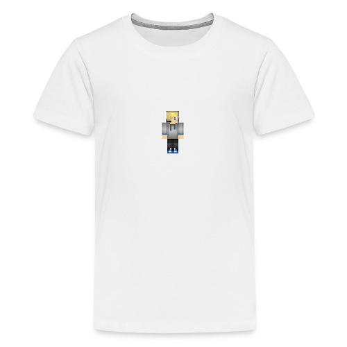 Fastwill110 T-Shirt - Teenage Premium T-Shirt