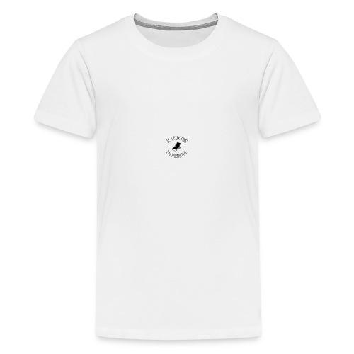 Je peux pas j ai farniente - T-shirt Premium Ado