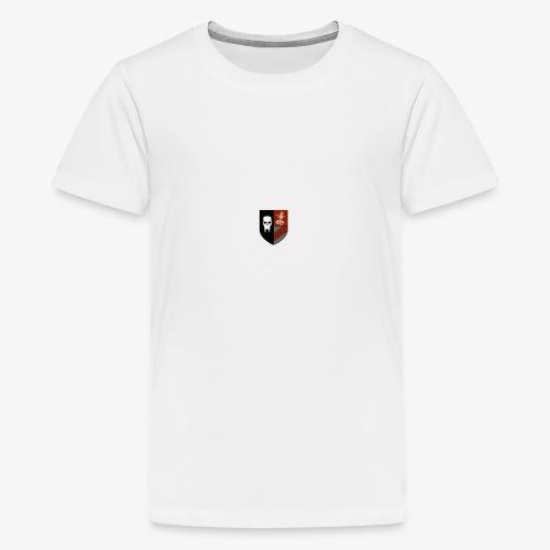 wappen l4 mittel 200px - Teenager Premium T-Shirt
