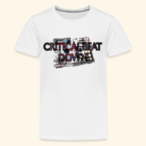 Critical - T-shirt Premium Ado