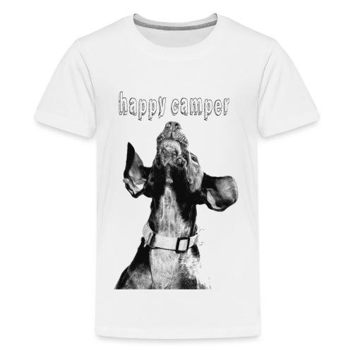 happy camper - Teenager Premium T-shirt