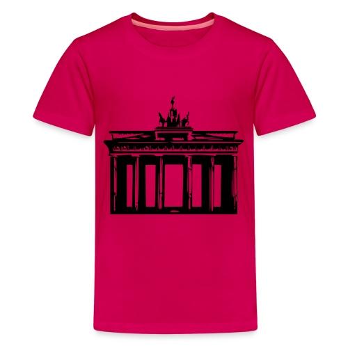 Brandenburger Tor - Teenager Premium T-Shirt