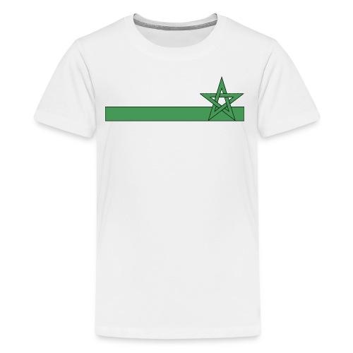 T-shirt Maroc - T-shirt Premium Ado