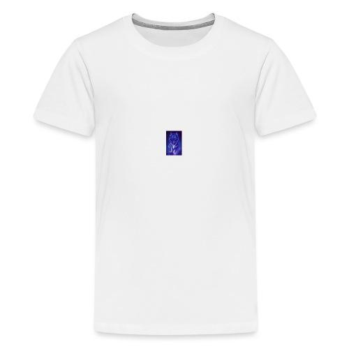 endriu1803 wolf - Teenage Premium T-Shirt