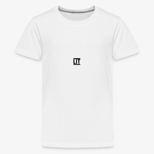 Lit - Teenager Premium T-Shirt