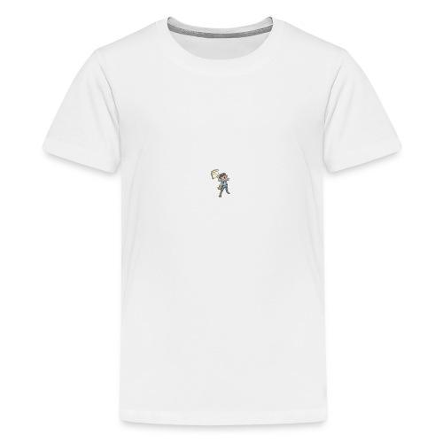 actueelm-png - Teenager Premium T-shirt