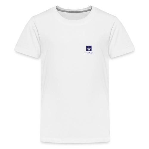 CONTE ROYAL - Maglietta Premium per ragazzi