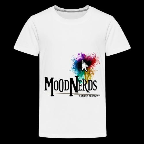 Mood Nerds v.40 - Teenager Premium T-Shirt