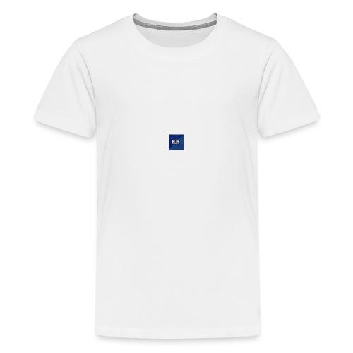 BLUE - Teenager Premium T-shirt