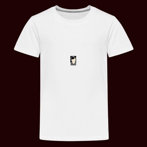 14EC3CE4 00DC 4CB8 8478 10AE1060450F - Premium T-skjorte for tenåringer