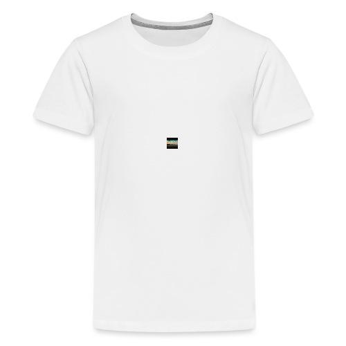emilking44gaming youtube logo - Premium-T-shirt tonåring