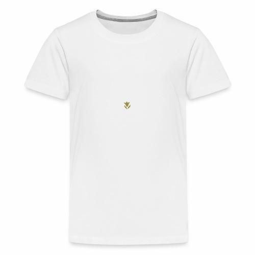 E.C. Fischer Logo - Teenager Premium T-Shirt