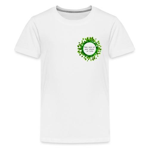 Ambiente - Camiseta premium adolescente