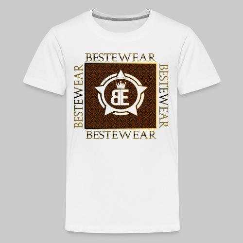 #Bestewear - Royal Line - Teenager Premium T-Shirt