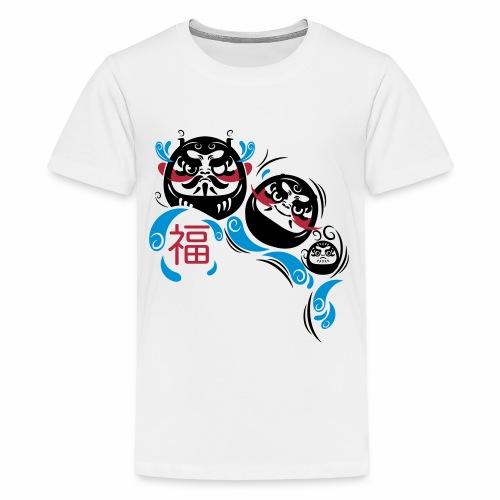 Daruma spirit - Maglietta Premium per ragazzi