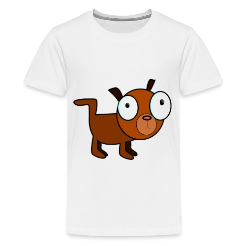 dog dawg animal 1979px png - Teenager Premium T-shirt
