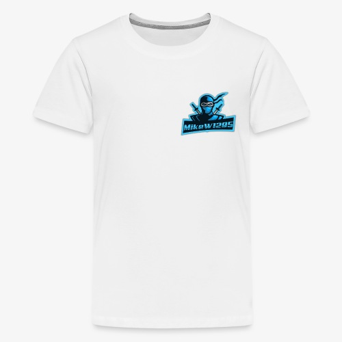 MikeW1295 Ninja Logo - Teenage Premium T-Shirt