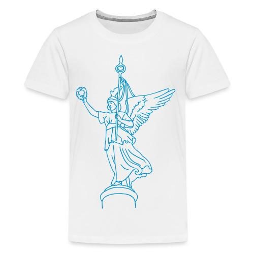 La statua della Vittoria di Berlino - Maglietta Premium per ragazzi