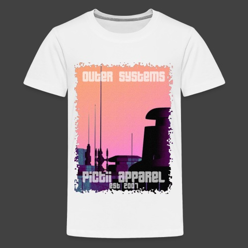 OS - 3B - Teenage Premium T-Shirt