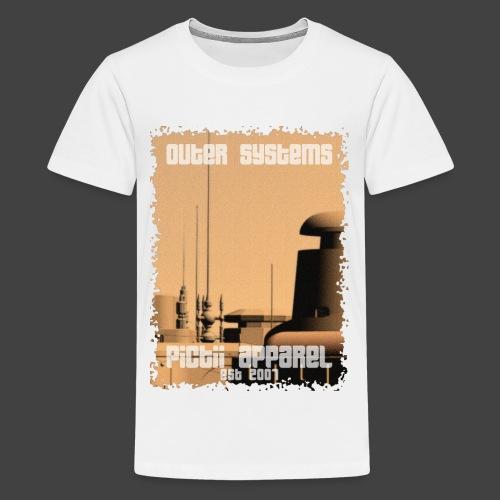 OS - 3A - Teenage Premium T-Shirt