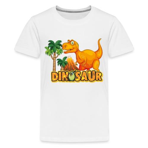 My Friend Dino - Camiseta premium adolescente