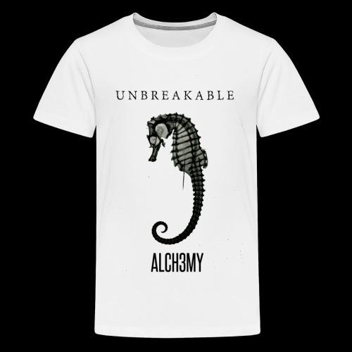 ALCH3MY UNBREAKABLE - T-shirt Premium Ado