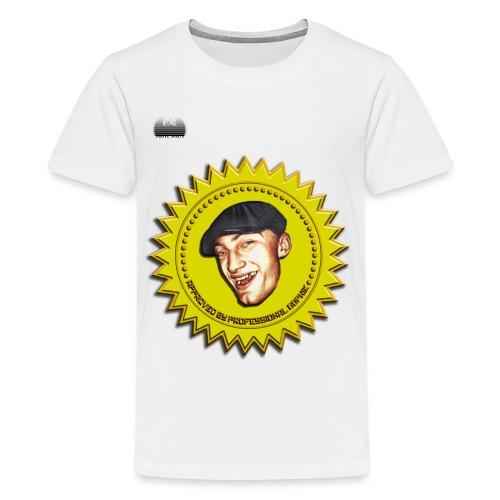 PuuCe Back - Teenage Premium T-Shirt