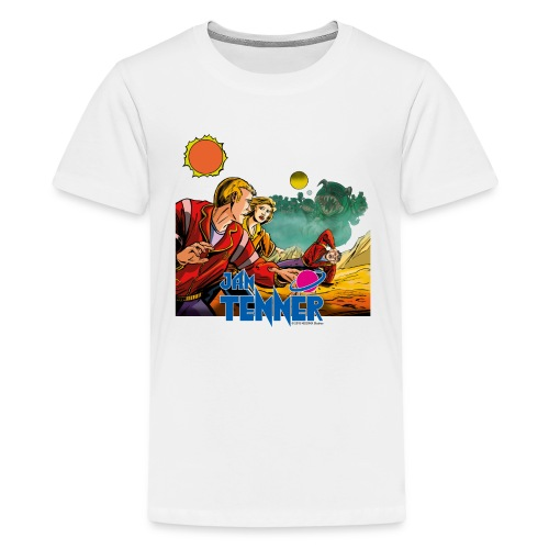 Jan Tenner Der lautlose Tod - Teenager Premium T-Shirt