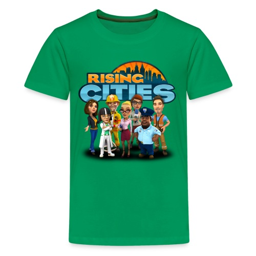 crew - Teenager Premium T-Shirt