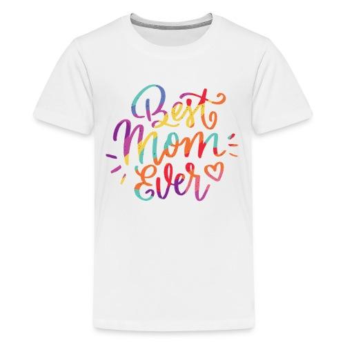 Beste Mama für immer - Teenager Premium T-Shirt