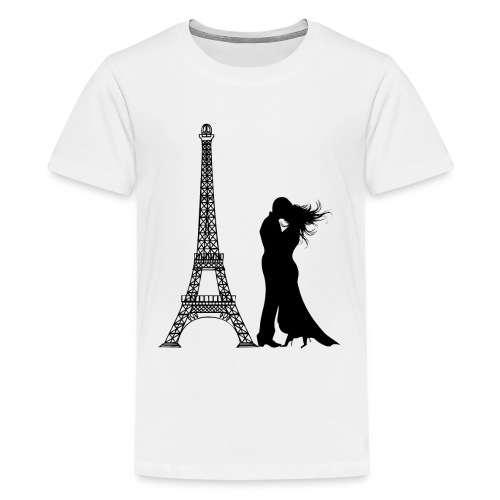 Bestes Paris Design online - Teenager Premium T-Shirt