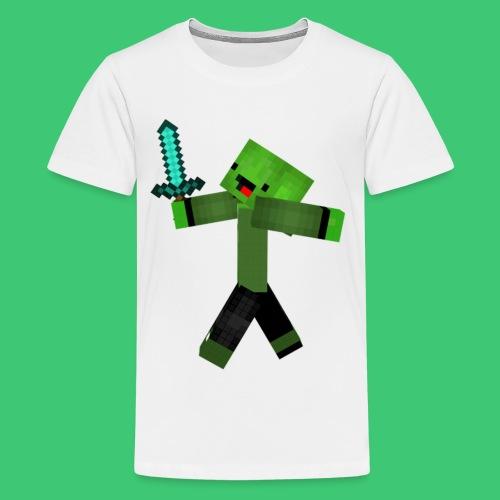 NeumERC png - Teenager Premium T-Shirt