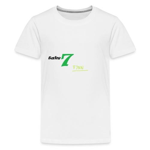 F7NN Merch png - Teenager Premium T-Shirt