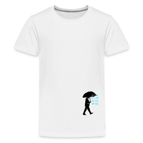 RAIN.DAY - Teenage Premium T-Shirt