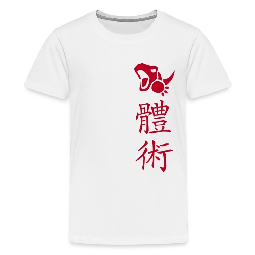 Gon TAIJUTSU - Teenager Premium T-Shirt