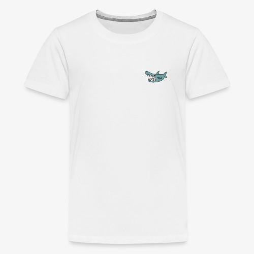 Shark #2 - Teenager premium T-shirt