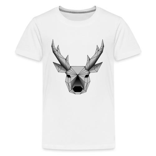 cerf - T-shirt Premium Ado