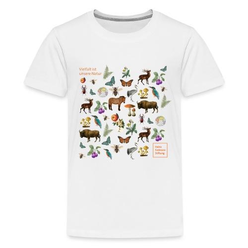Sielmann - Teenager Premium T-Shirt