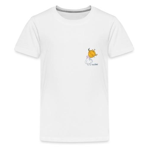 Zwiebel & Knoblauch - Teenager Premium T-Shirt