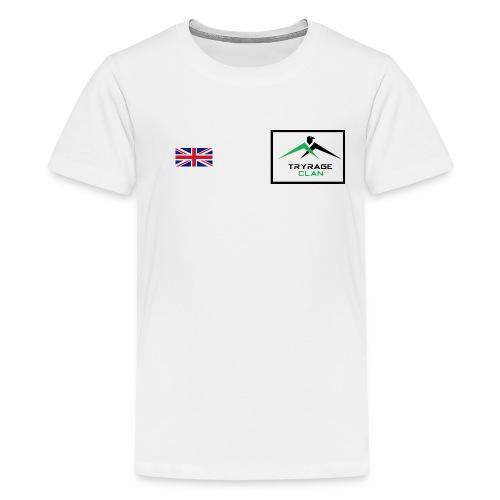tryrage - Teenage Premium T-Shirt