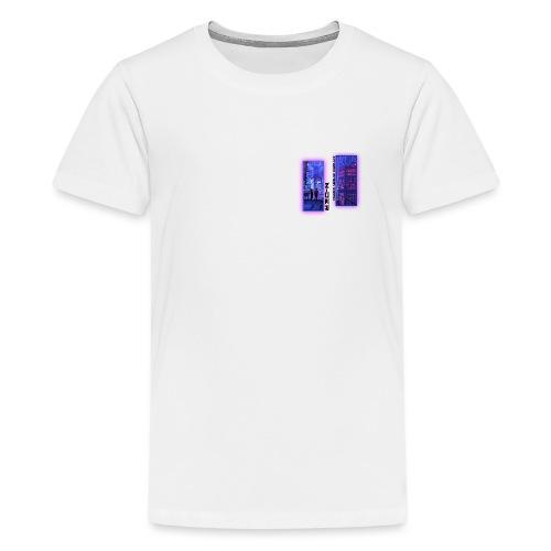 N-DER Cyber - T-shirt Premium Ado