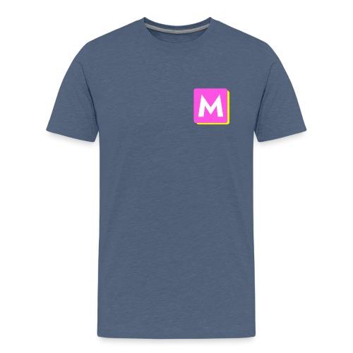 ByMINA logo - Teenager premium T-shirt