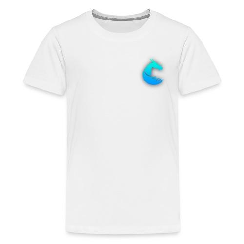 watermark png - Teenage Premium T-Shirt
