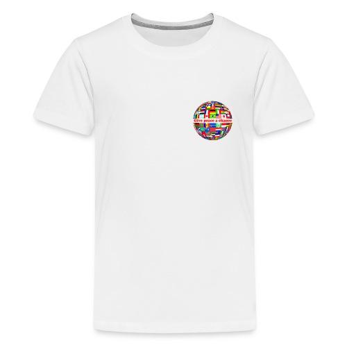 Stop pesten 1 - Teenager Premium T-shirt