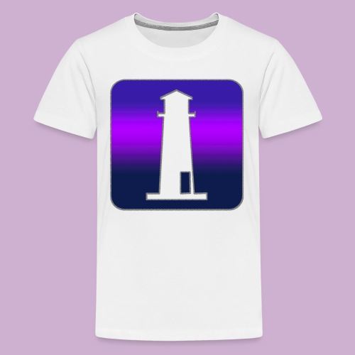Leuchtturm - Teenager Premium T-Shirt