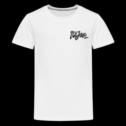 MERCH DESIGN 1 png - Teenage Premium T-Shirt