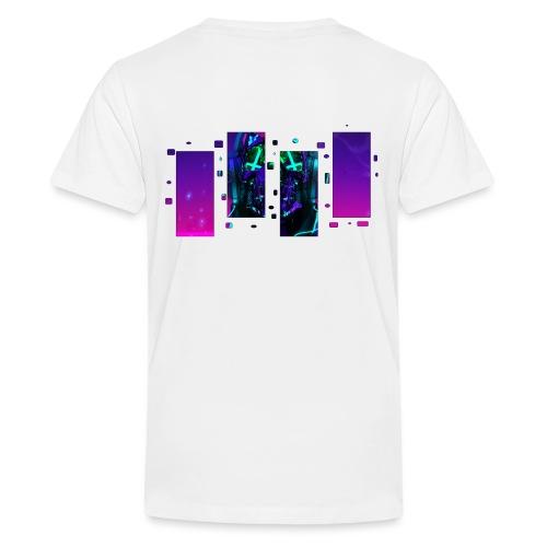 CyberDemate - T-shirt Premium Ado