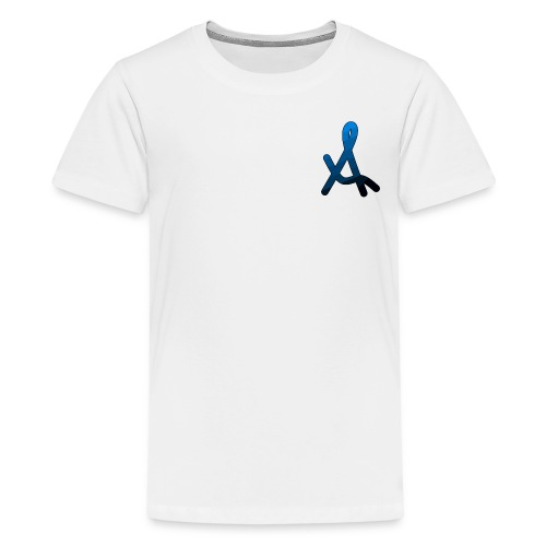 archielogo png - Teenage Premium T-Shirt